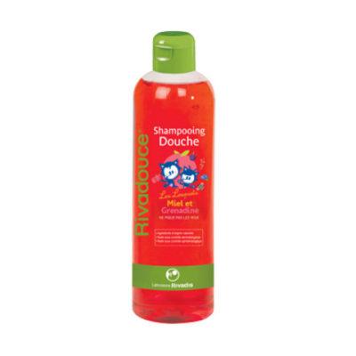 Shampooing douche miel et grenadine